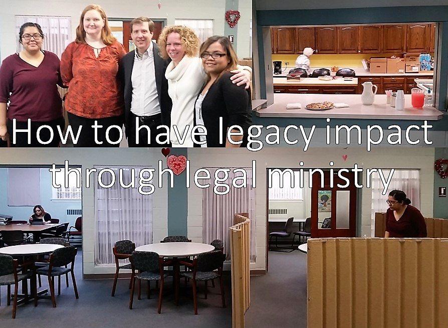 legacy impact