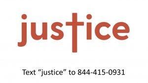 gospel justice